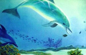 Underwater Mural II, Florida
