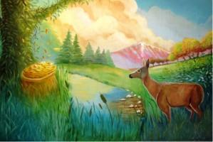Annual Fund Mural, Colorado